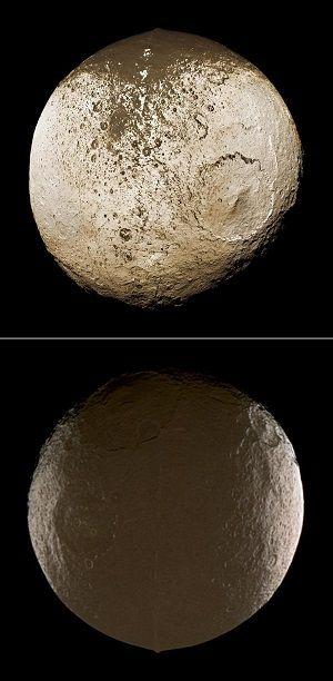 Mond Des Saturn