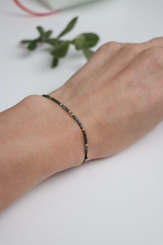 Morse code bracelet daughter love gift custom word name
