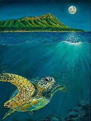 Hawaiian Artist - Artwork for Sale - WAIPAHU, HAWAII - United States