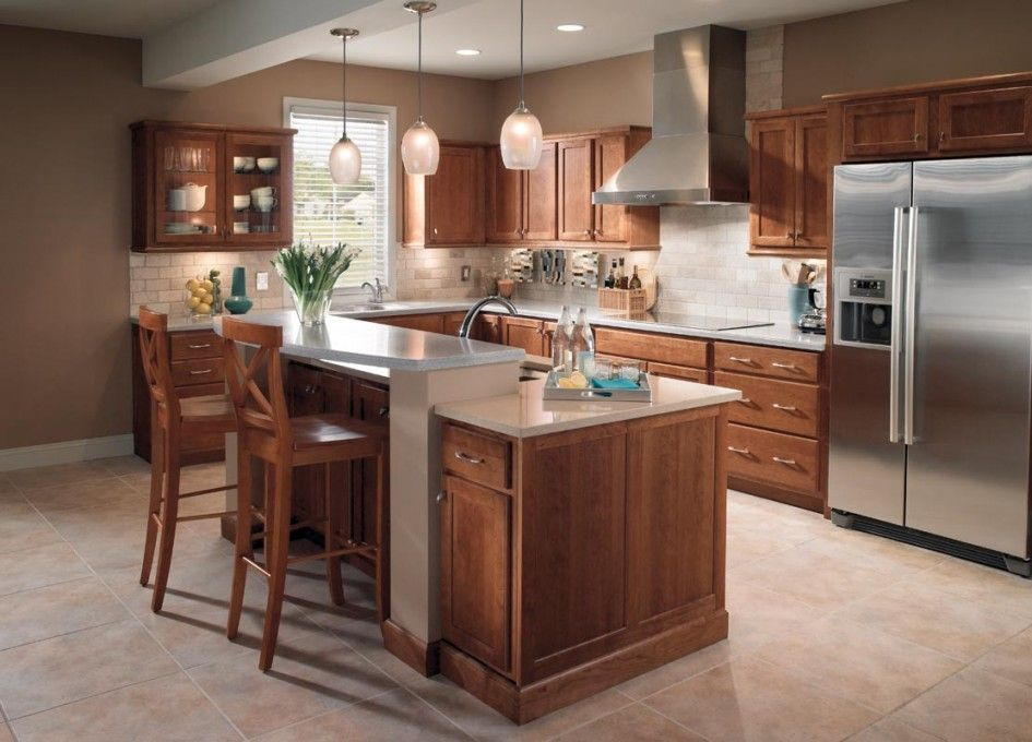 magnificent high kitchen island table with storage and two level