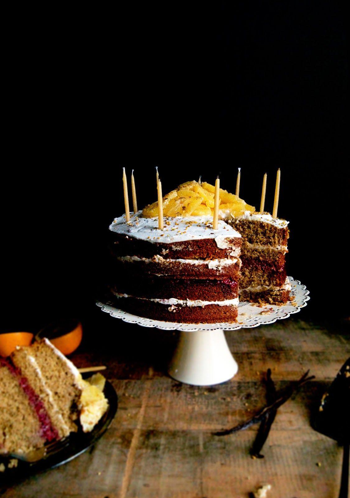 28 Birthday Worthy Vegan Layer Cakes Orange Birthday Cake Healthy Cake Recipes Orange Vanilla Cake