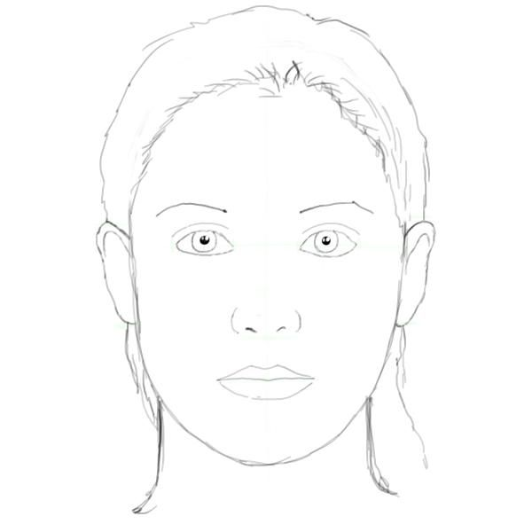 How Do You Draw People How To Draw Faces Complete The Drawing Face Drawing Drawings Drawing People