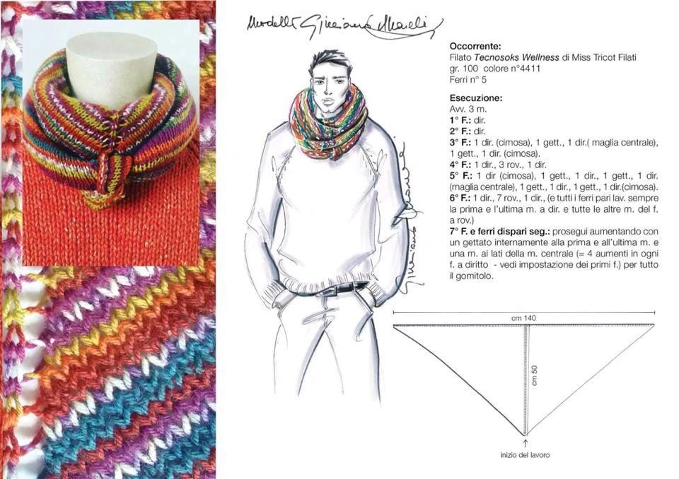 Pin de Itai Pineda en ropa de invierno | Tejidos, Bufandas y Ropa