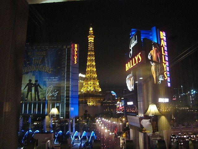 Barbary Coast Hotel & Casino 3595 S Las Vegas Blvd, Las Vegas, NV 89109 , United States // strip view