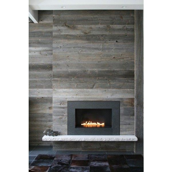 Fake Fireplace Tropical Bathroom Mirrors And Modern: 10 Fireplace Surrounds With Beautiful Wooden Wall Panels