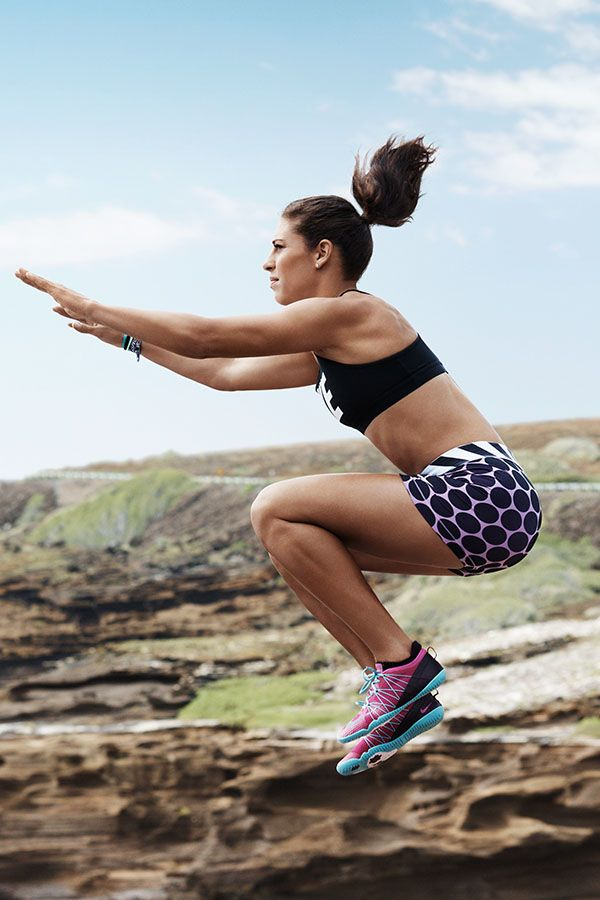Turn up the burn with new Nike+ Training Club drills. Take on cha cha  shuffles