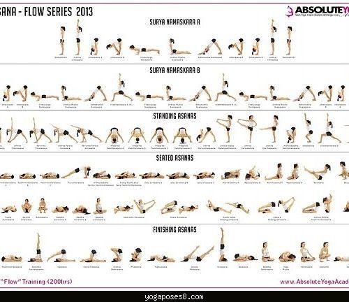 Cool Vinyasa Yoga Poses For Weight Loss