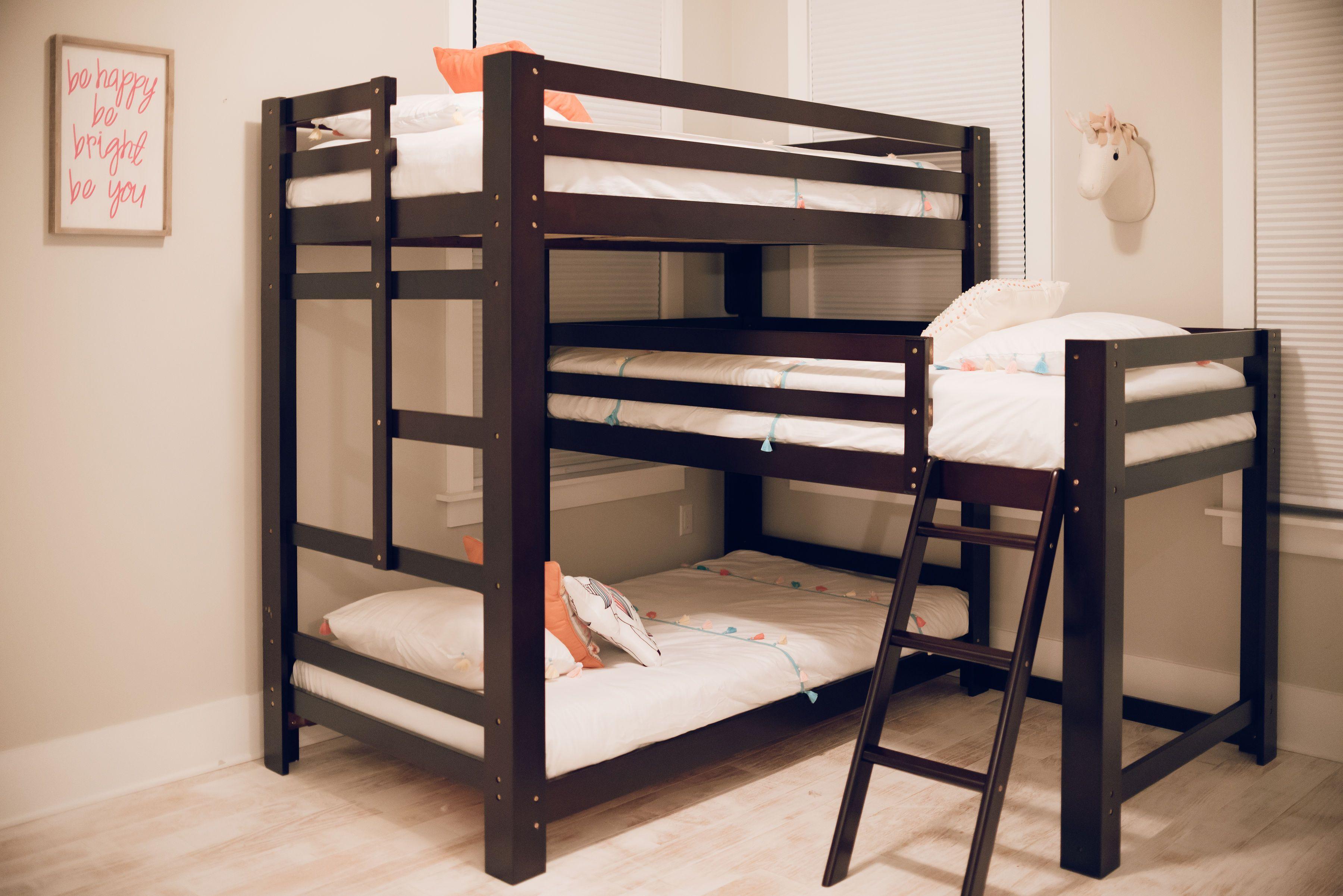 Sydney L Shaped Triple Bunk Bed Bunk Beds Triple Bunk Bed Triple Bunk