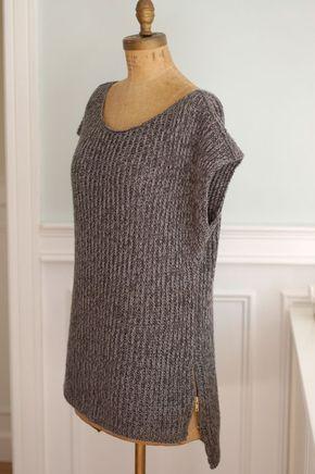 Mimic Pullover By Veronika Jobe Free Knitted Pattern Ravelry