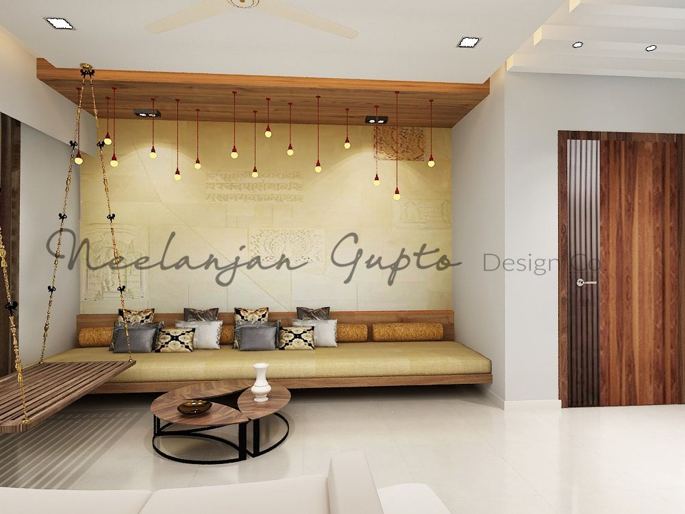 1 Bhk Interior Decoration Home Design