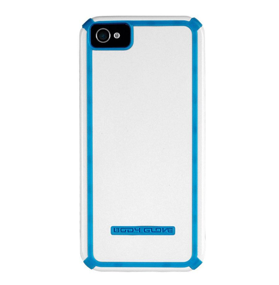 Body Glove iPhone 5/5S/SE Tactic Case - White/Teal