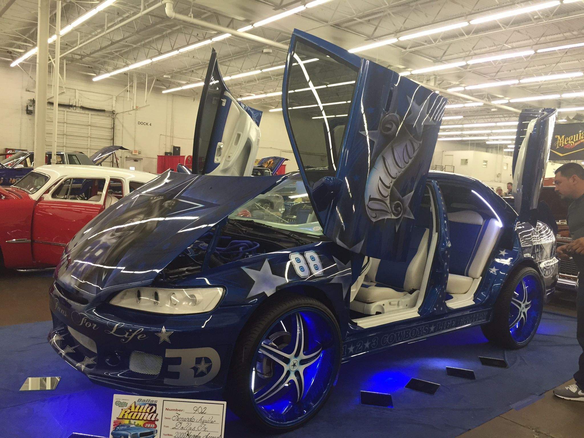 Dallas Car Show >> Pin On A Girl And Her Cowboys