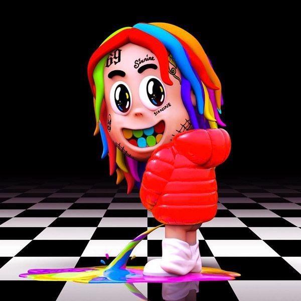 Stream 6ix9ine Releases Debut Album Dummy Boy Album Stream Nicki Minaj Lil Baby Boogie Wit Da Hoodie