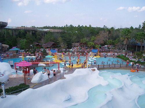 Blizzard Beach Orlando Fl