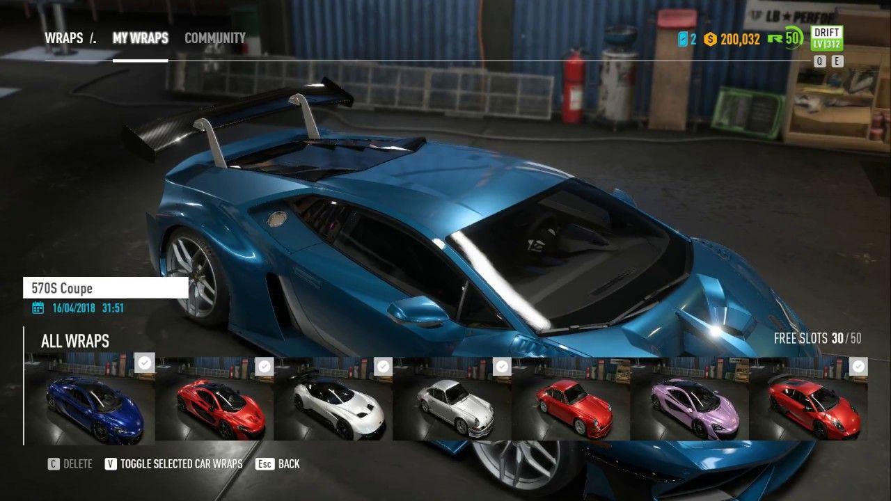 best drift car nfs payback