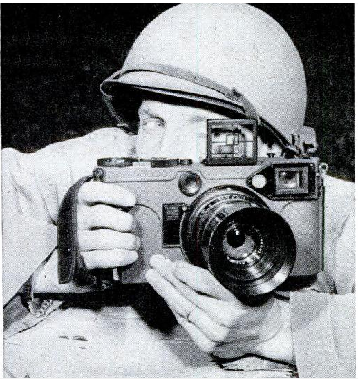 Signal corps new camera 1952 http www history army