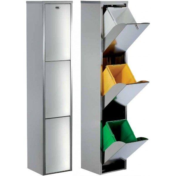 Pin de izaskun en cubos de reciclaje pinterest cubos - Cubos reciclaje ikea ...