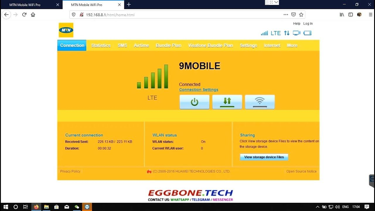 How To Unlock Mtn E5770s 320 Wifi Router In 2020 Wifi Router Router Wifi