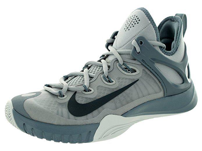 Amazon Com Nike Men S Zoom Hyperrev 2015 Bright Crimson Black White Basketball Shoe 9 5 Men Us Basketball Nike Men White Basketball Shoes Basketball Shoes