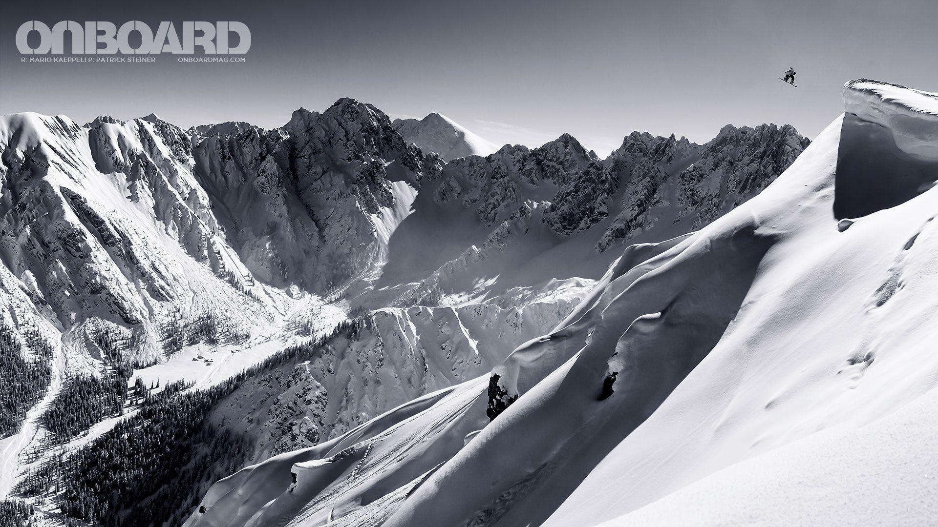 Wallpaper Mario Kaeppeli Backside 180 Tyrol Onboard Magazine Snowboarding Wallpaper Snowboarding Transworld Snowboarding