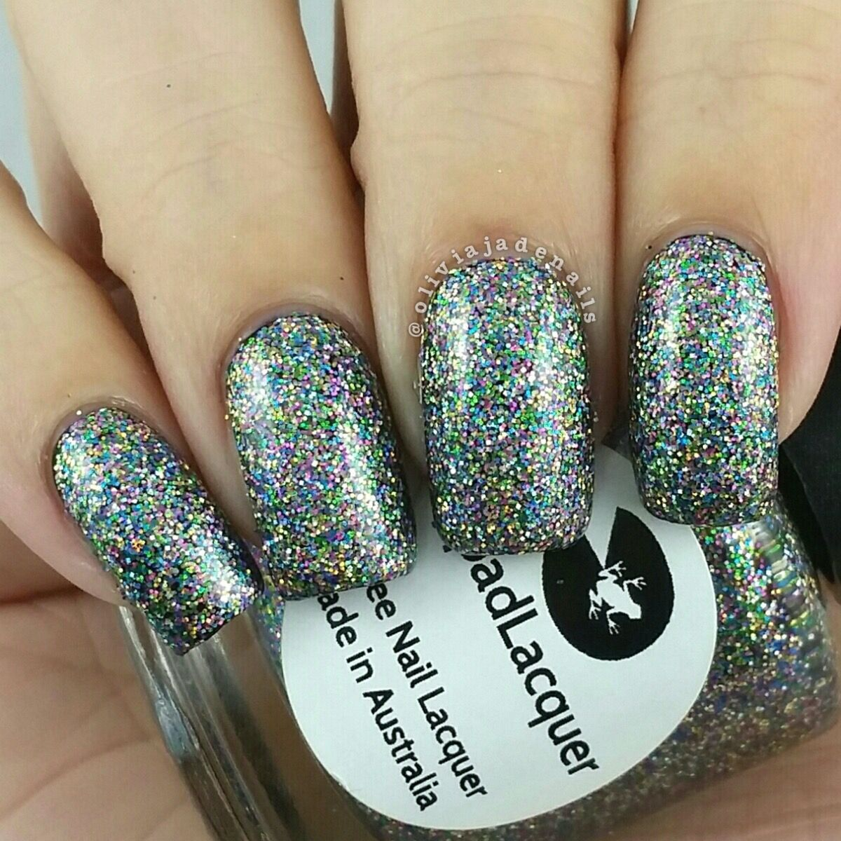 Lilypad Lacquer Fireworks Beauty So Fly Exclusive Swatches Review By Olivia Jade