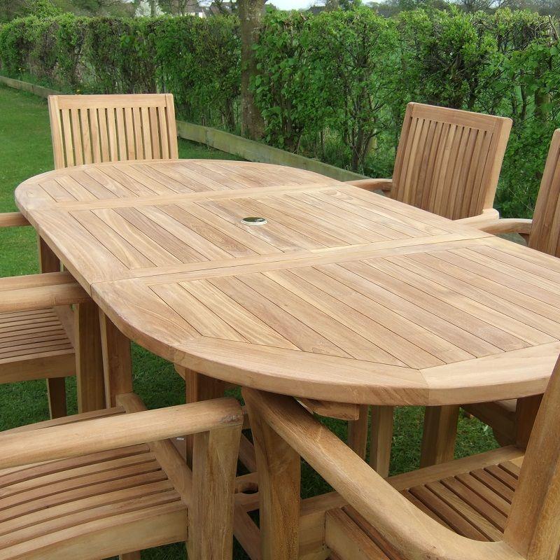 amazing teak garden furniture
