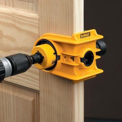 Access Denied Door Lock Installation Kit Door Installation Dewalt
