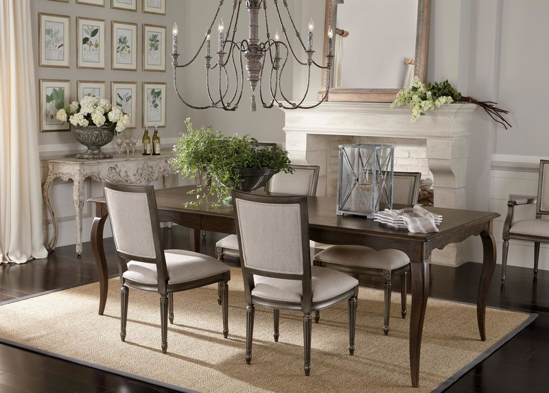 Bijou Dining Table Tables, Ethan Allen Discontinued Dining Room Furniture