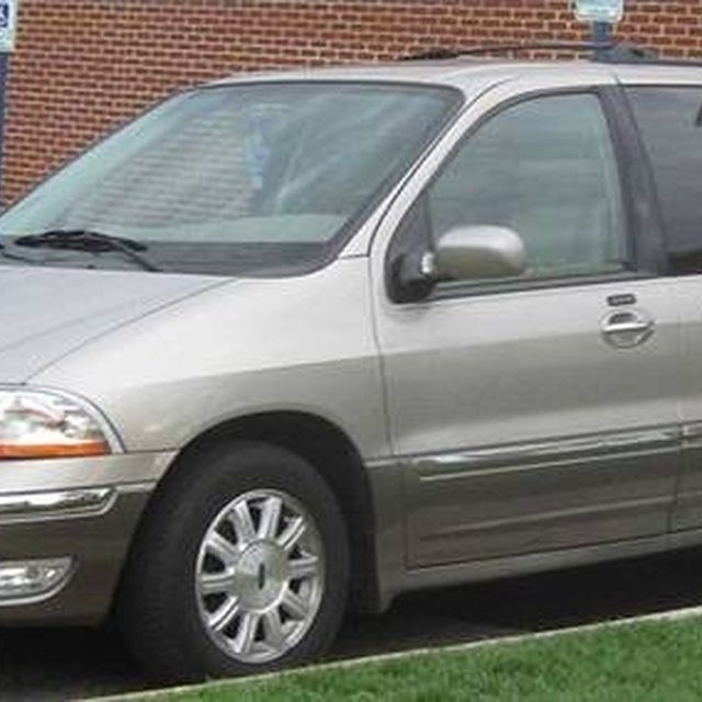 Change The Fuel Pump On Your Ford Windstar Ford Windstar Ford Aerostar