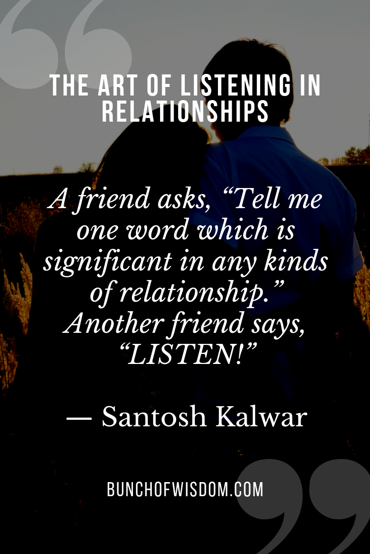 How to communicate in a new relationship