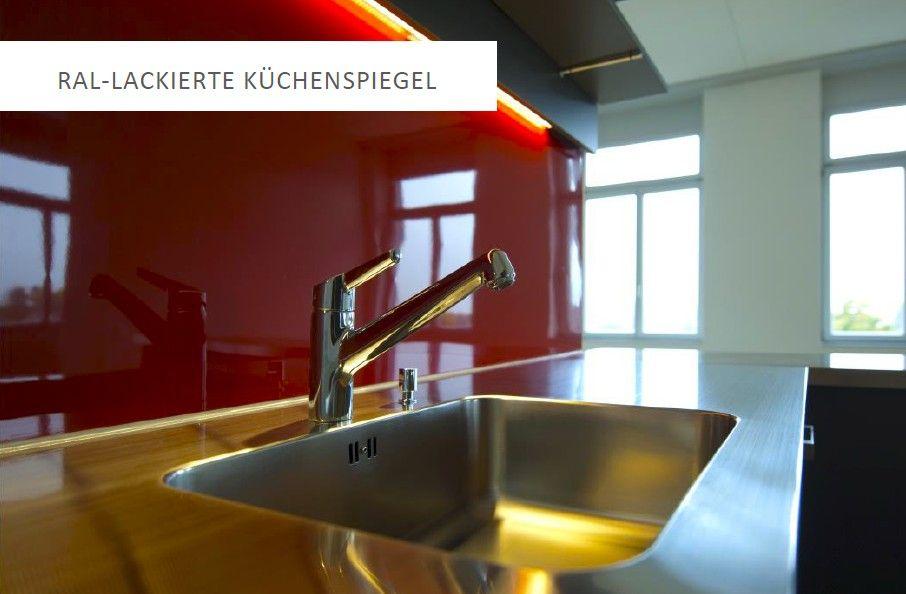 Küchenspiegel Küchenrückwand Spritzschutz Ideen rund ums Haus