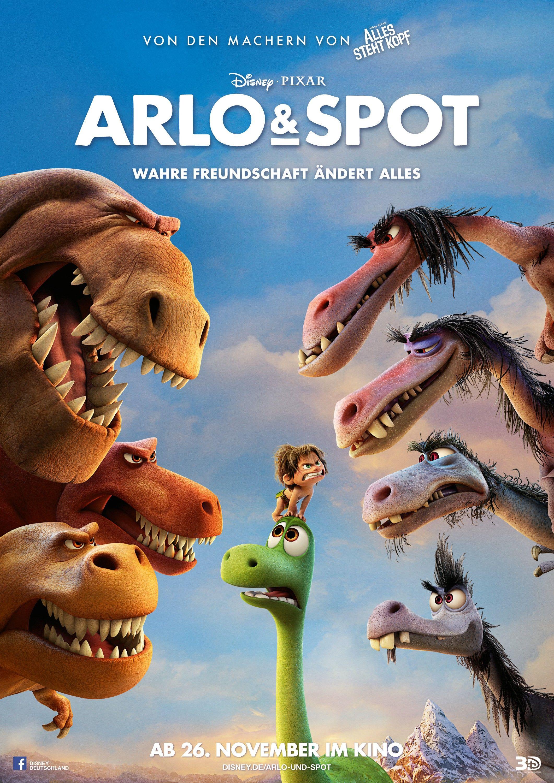 New Poster For The Good Dinosaur Movie Tags Disney Pixar Film