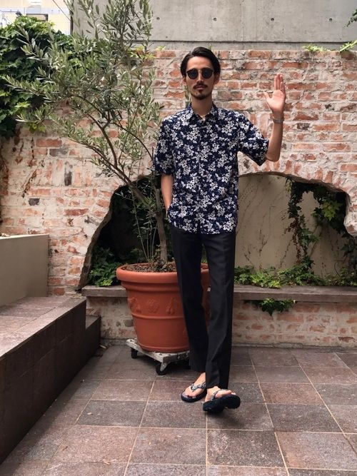 2017.06.12    【URBAN RESEARCH MENS staff style】