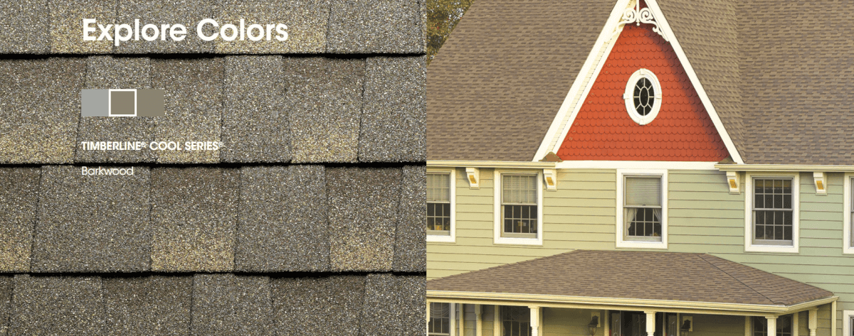 Colors For Timberline Cool Series Roofing Composition Roof Shingling