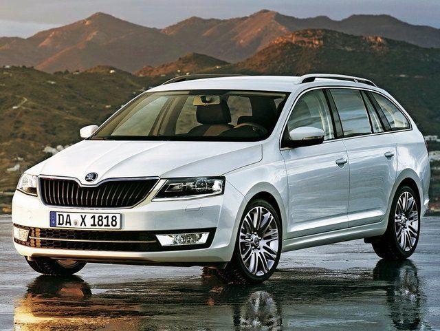 skoda octavia iii combi rs 2 0 tsi 230 hp cars car. Black Bedroom Furniture Sets. Home Design Ideas