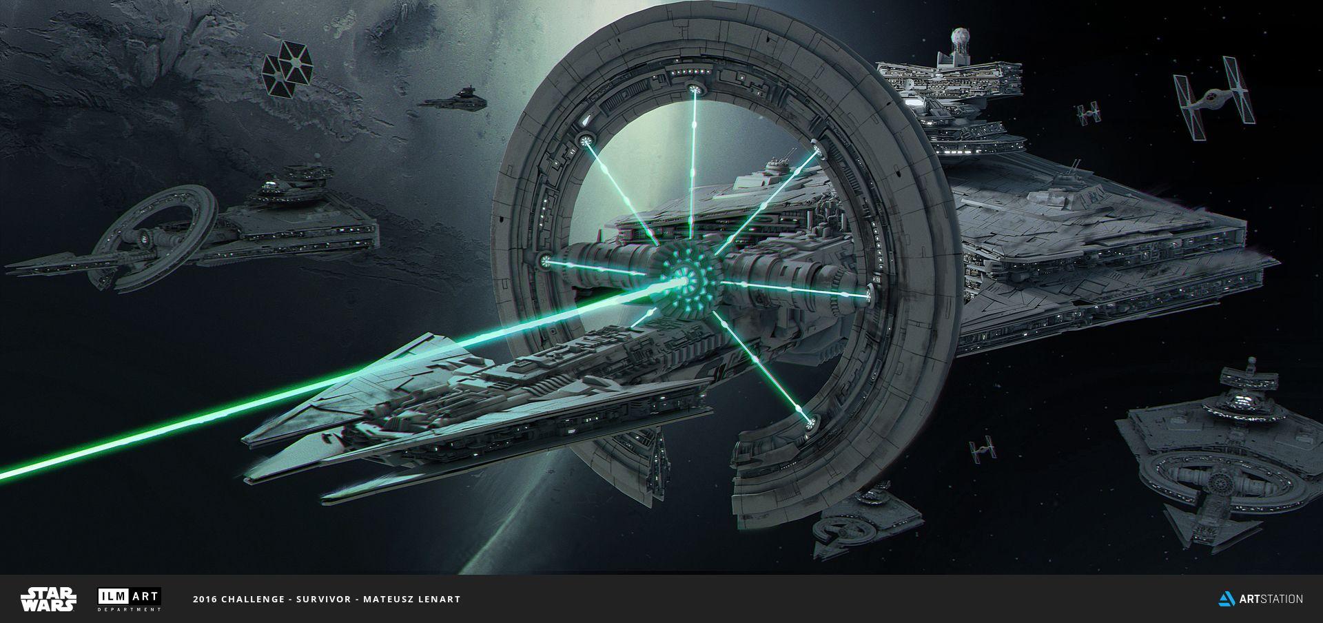 First Wars Order Turret Star