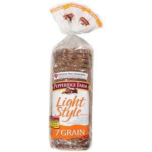 Pepperidge Farm Light 7 Grain Bread, 16 oz | Low Carb Recips