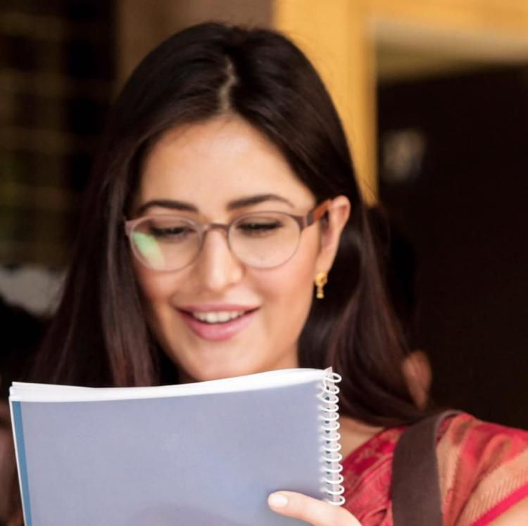 Katrina Sees The World Through Different Glasses In This Jagga Jasoos Still Katrina Kaif Images Katrina Kaif Katrina