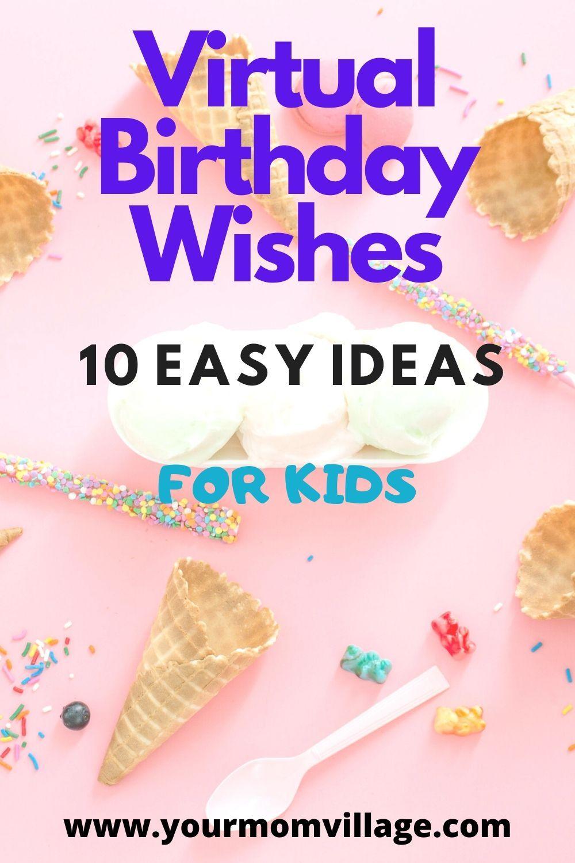 Online birthday surprise ideas