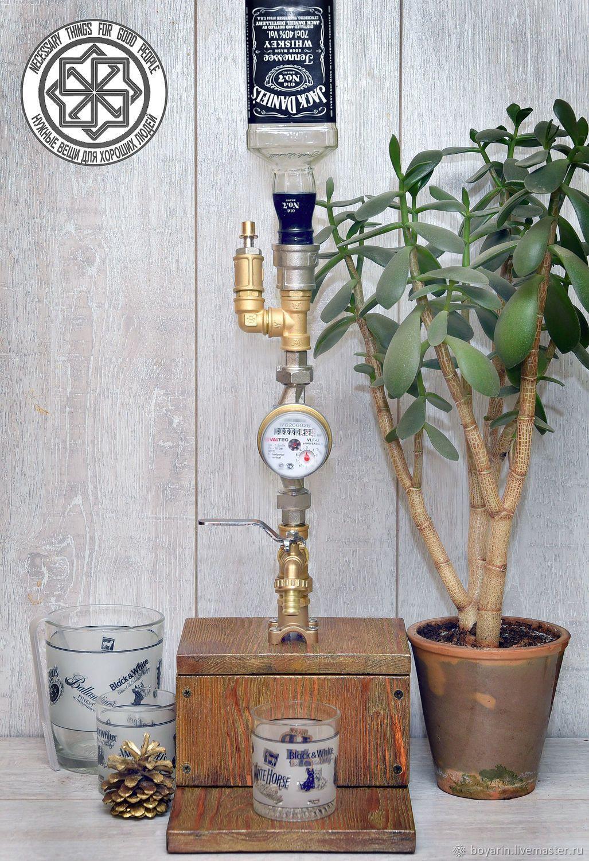 Liquor dispenser - Диспенсер/дозатор для крепких напитков/Mod.Ld ...