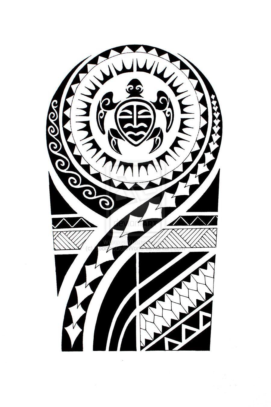 Tattoo Vorlagen Maori