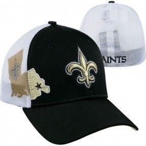 ac0669d9 New Orleans Saints New Era QB Sneak Hat | Saints Hats | Saints hat ...