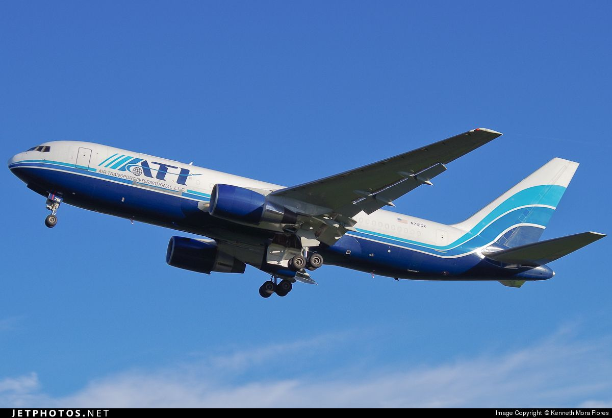 Photo of N761CX - Boeing 767-223(BDSF) - Air Transport
