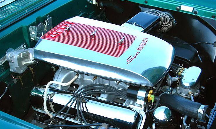 1958 Mercury Monterey Super Marauder Engine Breather Muscle Cars Mercury Marauder Mercury Cars