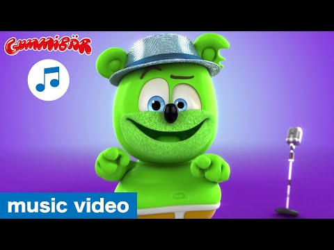 188 Gummibar I M A Scatman Music Video The Gummy Bear Cover Song Youtube Gummy Bear Song Bear Songs Cover Songs