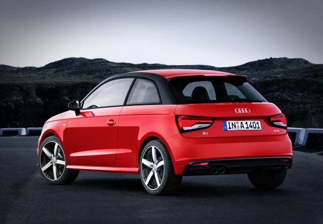 2021 Audi A1 Redesign