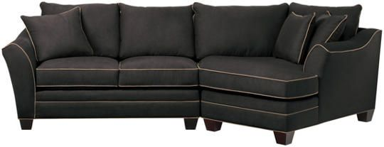 Best Dillon 2 Piece Sectional Art Van Furniture Cuddler 400 x 300