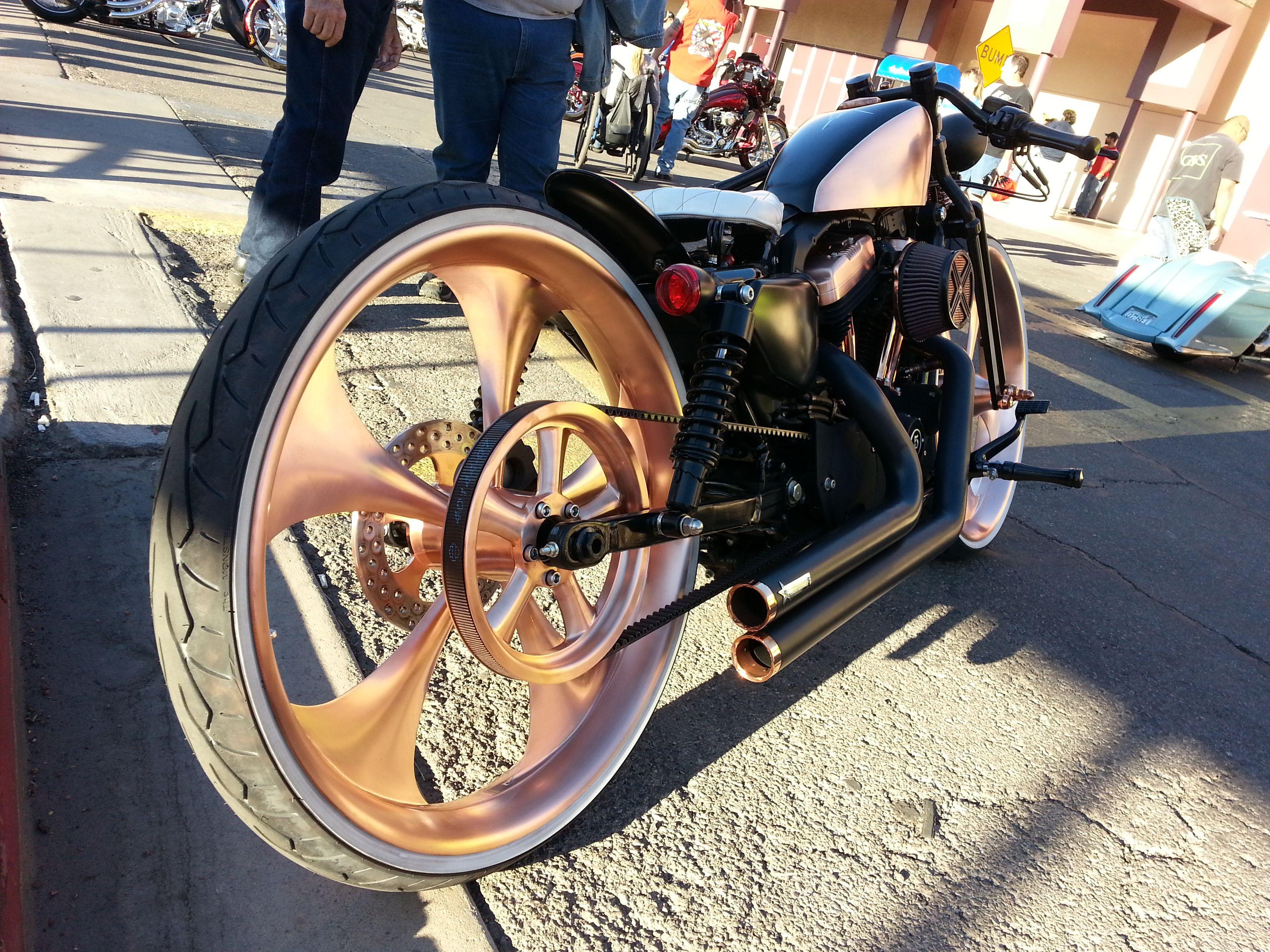Russ Brown Motorcycle Lawyer at the Las Vegas BikeFest ...