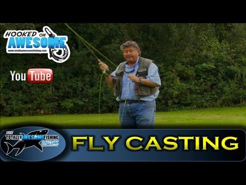 How To Fly Cast Beginners Casting Tips By Tafishing Show You