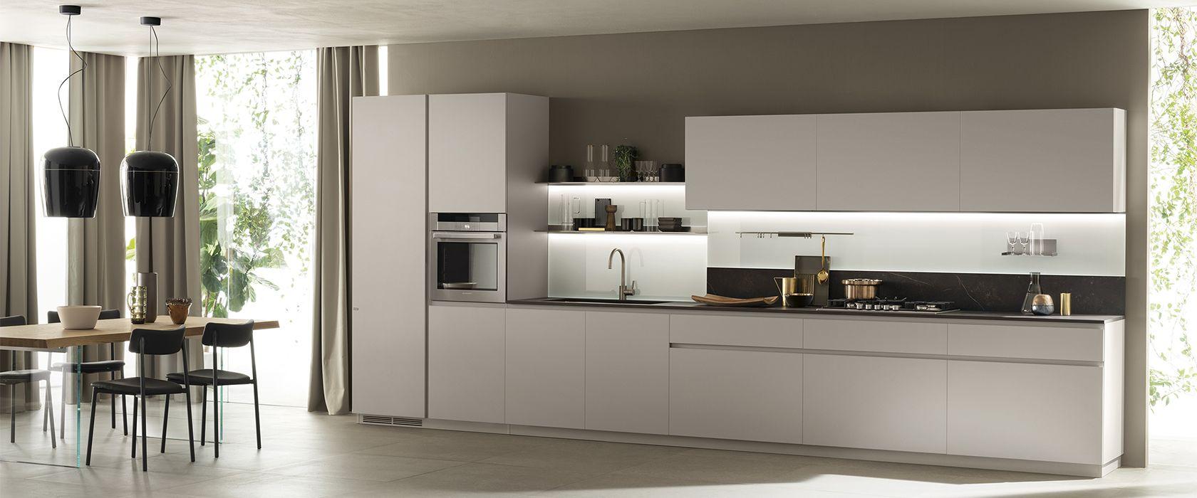 Cucina classica bianca Scavolini home nel 2019 Mobili